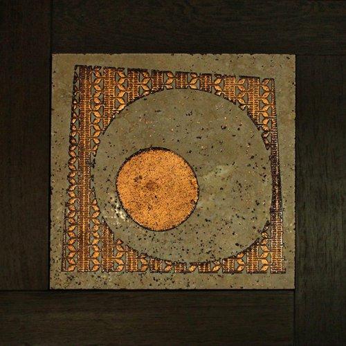 Модульный паркет Da Vinci с мозаикой 26-006-00466