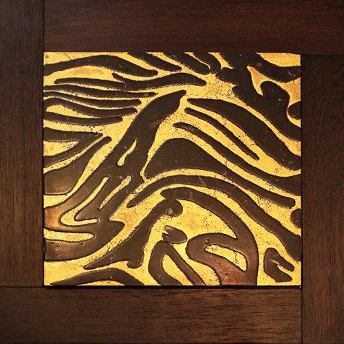 Модульный паркет Da Vinci с мозаикой 26-006-00469